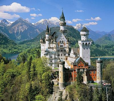 Neuschwanstein Castle The Fairytale Castle