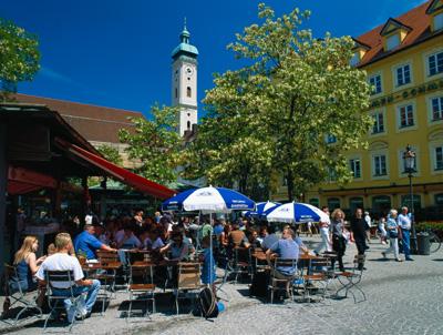Hotel Ludwig Munchen Viktualienmarkt