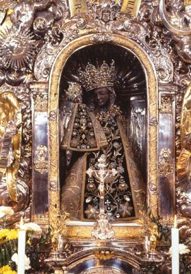 La Madonna nera Wallfahrts und verkehrsburo Altotting