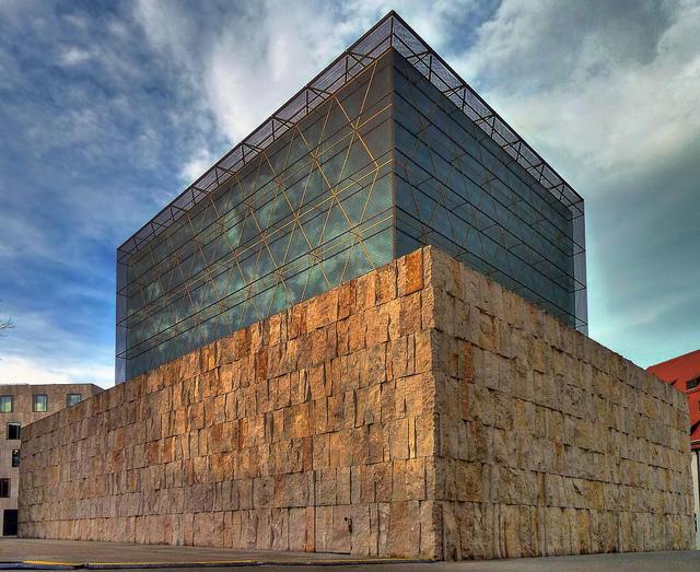 La moderna e suggestiva Sinagoga - Tutto Baviera