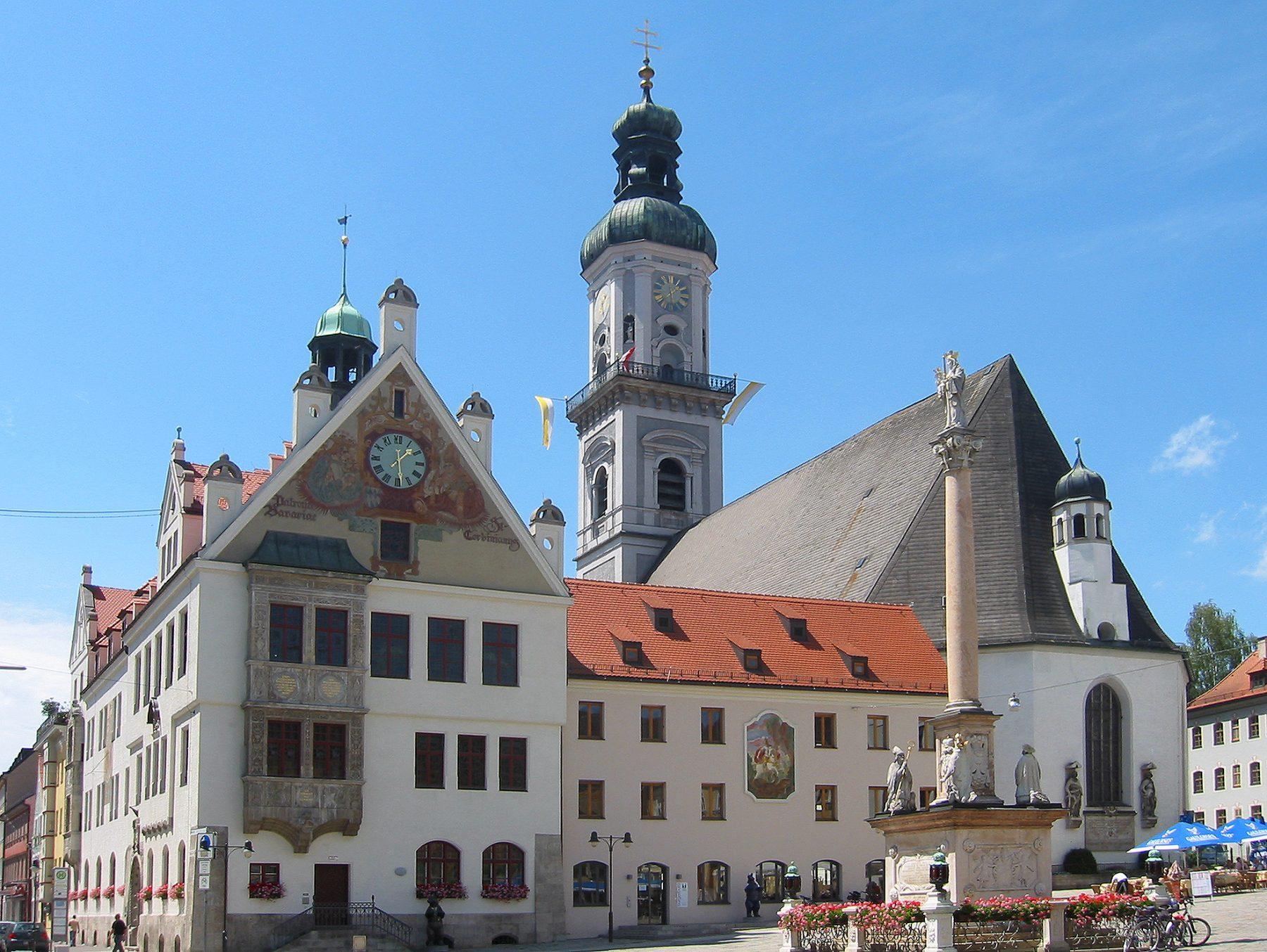 freising-marienplatz