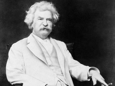 <strong>Ludwig e Mark Twain</strong>
