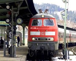 baviera-treno