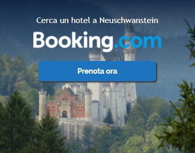 hotel-castello-neuschwanstein
