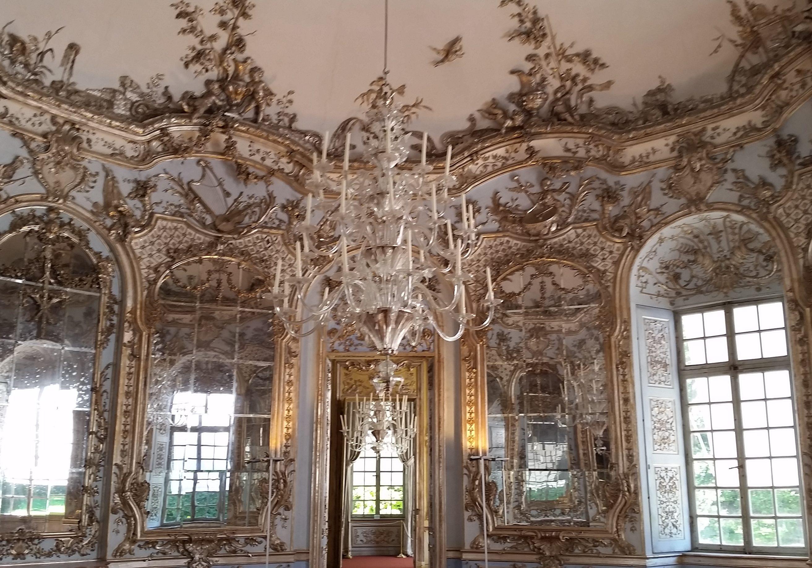 Padiglione di Amalienburg