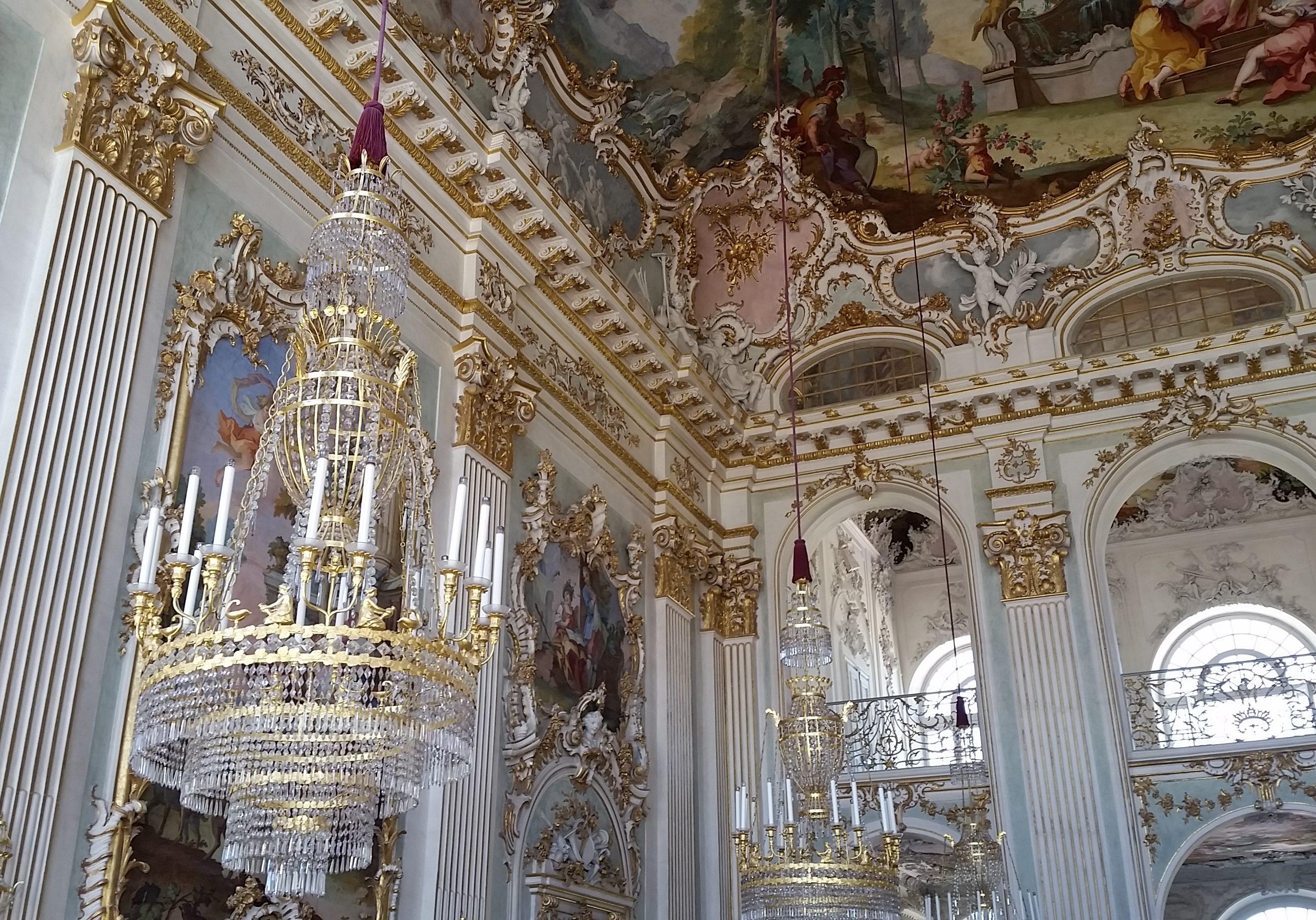 Sala delle Feste - Nymphenburg