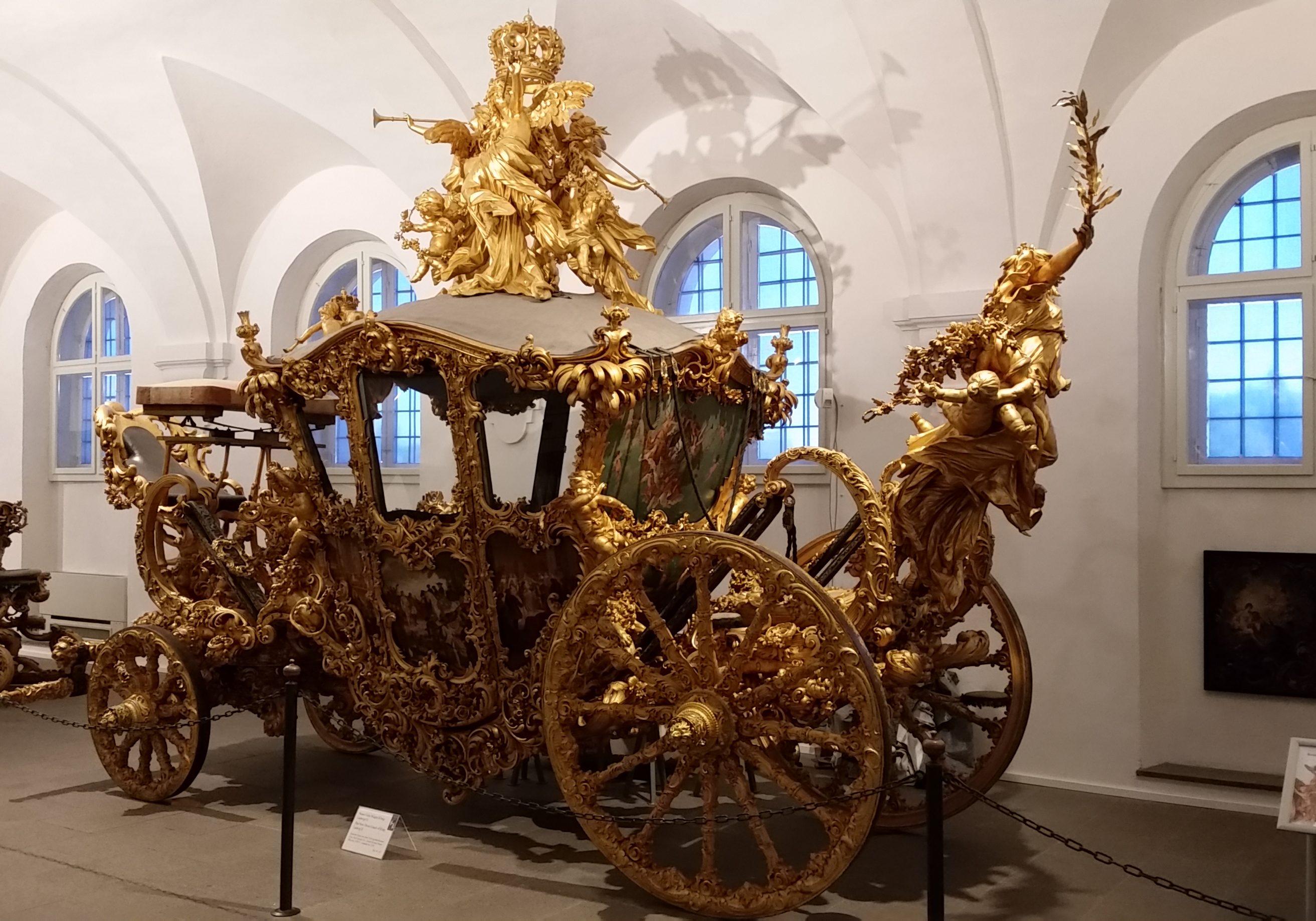 Carrozza di gala di Ludwig II