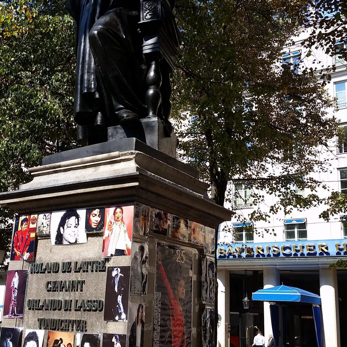 Memoriale Michael Jackson