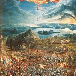 Battaglia di Alessandro e Dario a Isso, Altdorfer