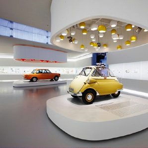 BMW Isetta, Deutsche Zentrale für Tourismus e.V.