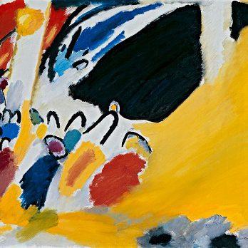 Impressione III, Kandinsky
