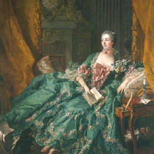 Madame de Pompadour, François Boucher