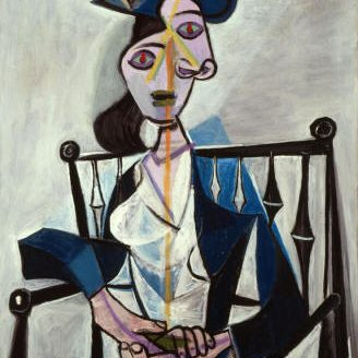 Picasso, Donna seduta