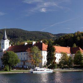 Il castello di Tegernsee