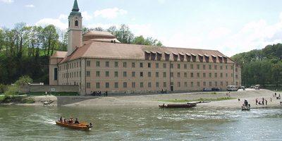 L'abbazia e il Danubio